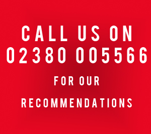 Call us for our recommendations