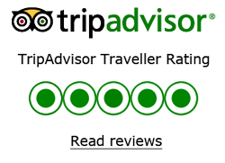 Read our excellent Trip Advisor reviews!
