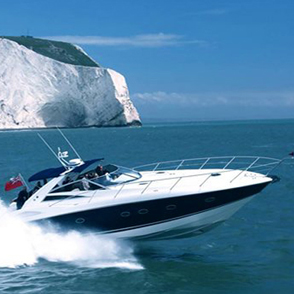 56ft Sunseeker Private Charter